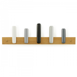 Normann Copenhagen Play Coat Rack Shadow