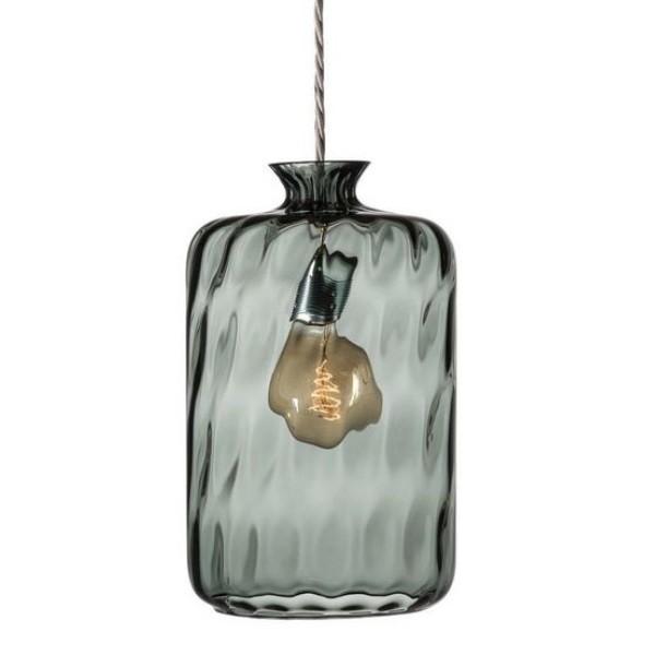 Ebb & Flow Dimpled Pillar Lamp