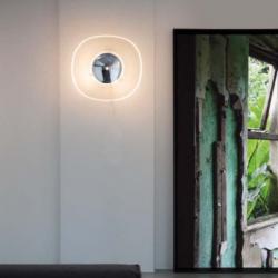 Oluce Yolk 169 Wall Lamp