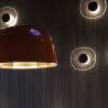 Oluce Yolk 169 Wall Lamp