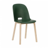 Emeco Alfi Chari, High Back Gren