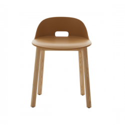 Emeco Alfi Chair Low Back