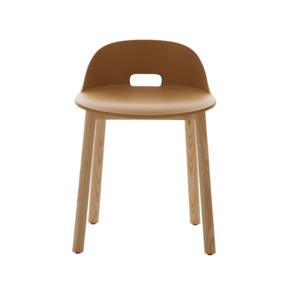Emeco Alfi Chair Low Back