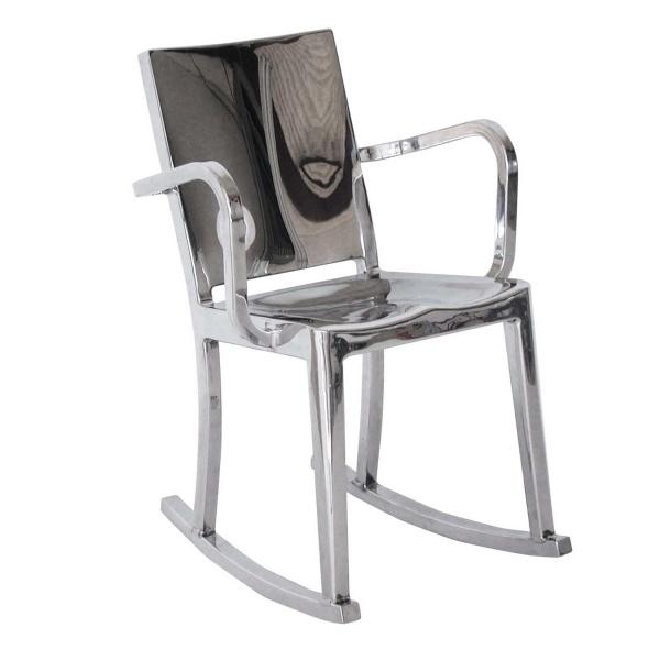 Emeco Hudson Rocking armchair