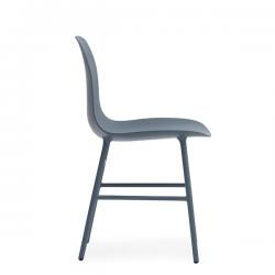 Normann Copenhagen Form Armchair Steel Legs