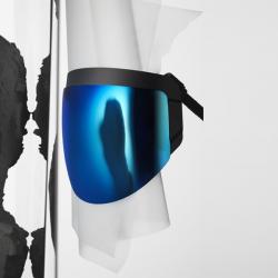Moustache Moto Wall Lamp