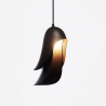 Moustache Cape Pendant Light Chocolate