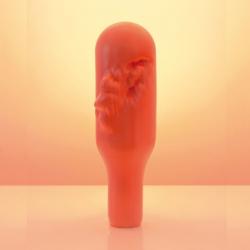 Moustache Cave Lamp