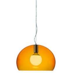 Kartell Fl/y Icon Suspension Lamp Smal