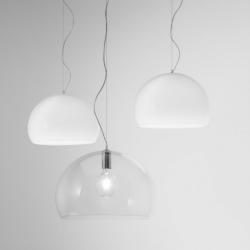 Kartell Fl/y Icon Suspension Lamp Smal