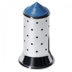 Alessi Michael Graves Salt Shaker Blue