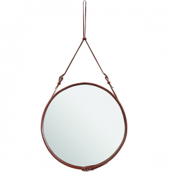 Gubi Adnet Mirror Tan