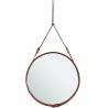 Gubi Adnet Mirror Tan