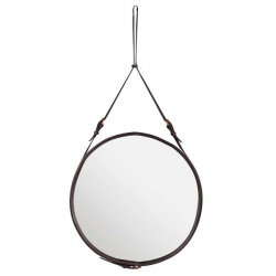 Gubi Adnet Mirror Black