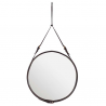 Gubi Adnet Mirror Black