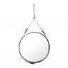 Gubi Adnet Mirror Olivr Green