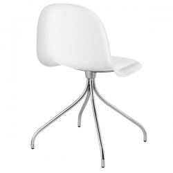Gubi 9 Swivel Chair