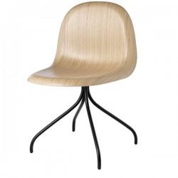 Gubi 9 Swivel Chair