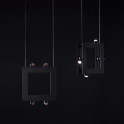 Antonangeli Contatto Suspension light
