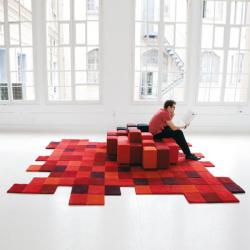 Nanimarquina Do-Lo-Rez Carpet Reds