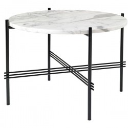 Gubi TS Coffee Table Marble 55cm