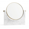 Menu Pepe Marble Mirror White