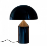 Oluce Atollo 239 Black Table Lamp