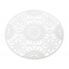 Driade Italic Lace Round Placemat