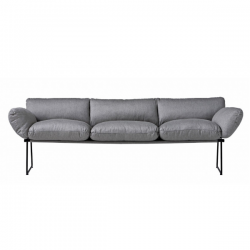 Driade Elisa Three Seater Sofa
