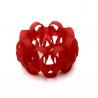 Materia Design Nodo Piatto pvc Bracelet