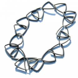 Materia Design Kos Necklace