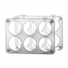 Magis Bottle Rack Clear