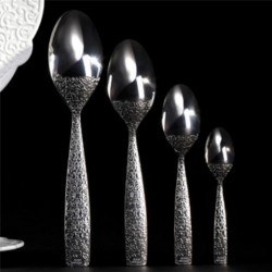 Alessi Dressed Dessert Spoon