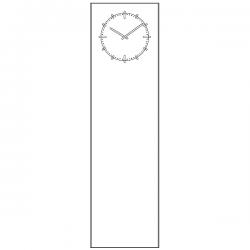 Leff amsterdam Inverse Clock