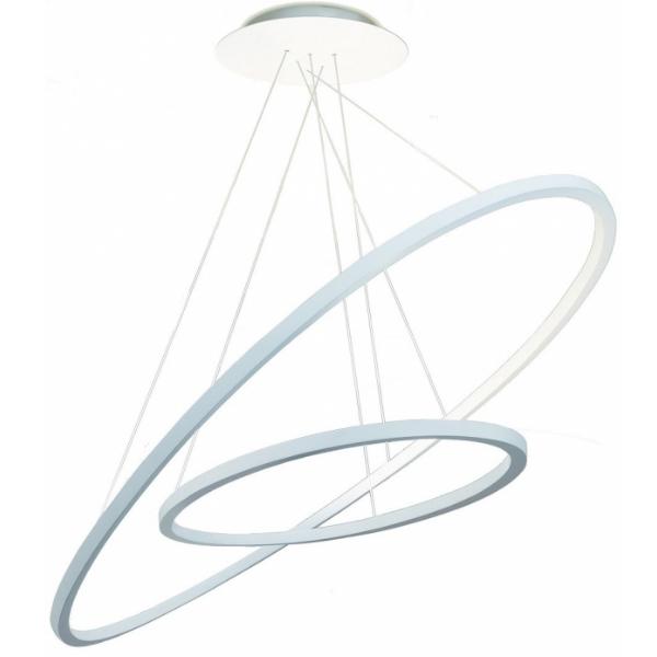 Nemo Ellisse Double Suspension Lamp