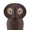 Architectmade Wooden Owl Smoked Oak