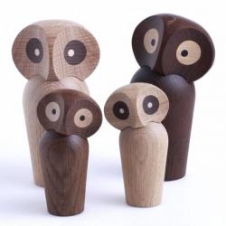 Architectmade Wooden Owls