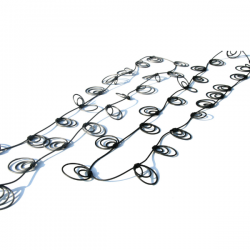 Materia Design Ola Pvc Necklace