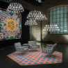 Moooi Coppélia Suspended Lamp