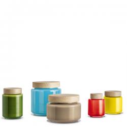 Holmegaard Storage Palet Jars