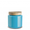 Holmegaard Storage Jar Blue