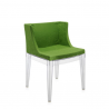 Kartell  Mademoiselle Chair Damask