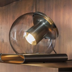 Oluce The Globe 228 Table Lamp