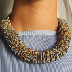 La Molla Maxi 1 Necklace Gold