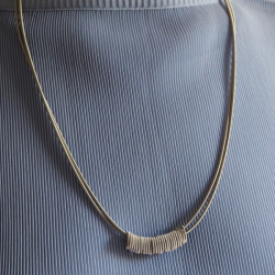La Mollla Number 2 Necklace