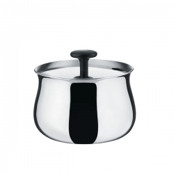 Alessi Cha Sugar Bowl With Lid