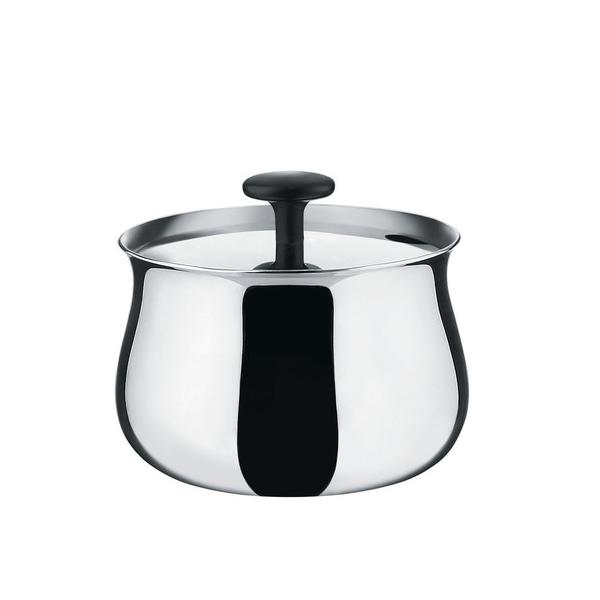 Alessi Cha Sugar Bowl With Lid
