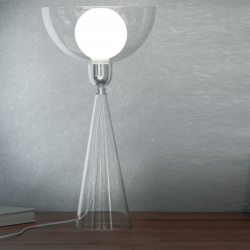 Alessi Lady Shy Table Lamp