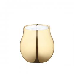 Georg Jensen Cafu Tea Light Holder Gold Plated