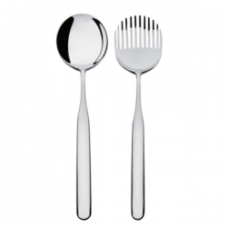 Alessi Collo Alto Salad Set